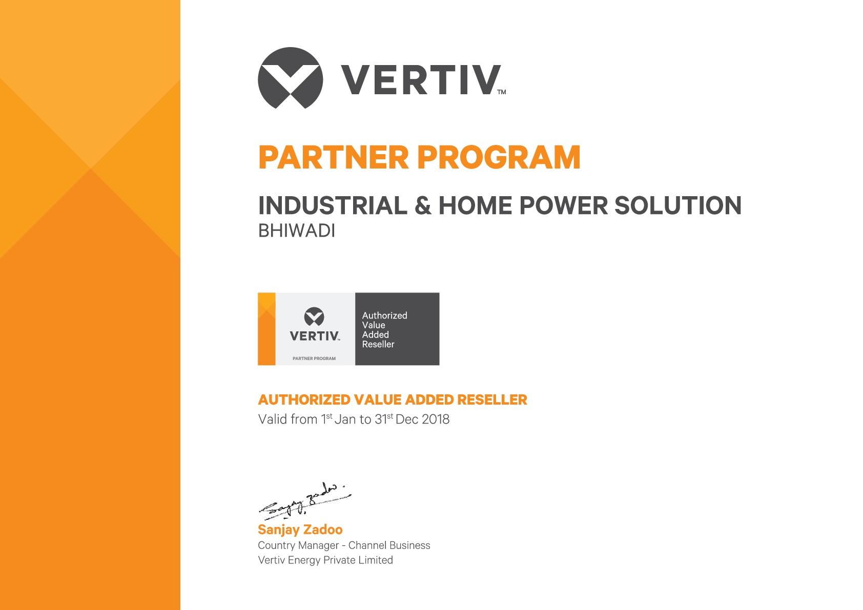 INDUSTRIAL & HOME POWER SOLUTION_Vertiv-001
